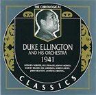 DUKE ELLINGTON 1941 album cover