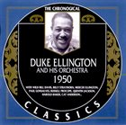 DUKE ELLINGTON 1950 album cover