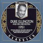 DUKE ELLINGTON 1951 album cover