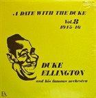 DUKE ELLINGTON A Date With The Duke Vol 8 1945-46 album cover