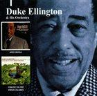 DUKE ELLINGTON Afro Bossa + Concert In The Virgin Islands album cover