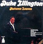 DUKE ELLINGTON Autumn Leaves album cover