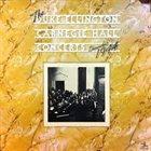 DUKE ELLINGTON Carnegie Hall Concerts December 1944 album cover