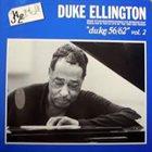 DUKE ELLINGTON Duke 56/62 (Vol. II) album cover