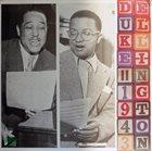 DUKE ELLINGTON Duke Ellington World Broadcasting Series – Volume Four, 1943-1945 album cover