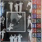 DUKE ELLINGTON Duke Ellington World Broadcasting Series – Volume One,1943 album cover