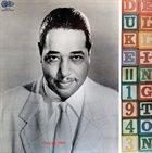 DUKE ELLINGTON Duke Ellington World Broadcasting Series – Volume Two, 1943 album cover