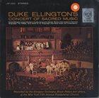 DUKE ELLINGTON Duke Ellington's Concert Of Sacred Music album cover