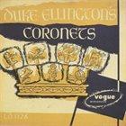 DUKE ELLINGTON Duke Ellington's Coronets album cover