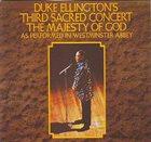 DUKE ELLINGTON Duke Ellington's Third Sacred Concert album cover