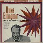 DUKE ELLINGTON In A Magenta Haze album cover