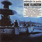 DUKE ELLINGTON Midnight in Paris (aka Ellington Fantasies aka Paris At Midnight) album cover