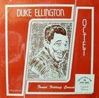 DUKE ELLINGTON Octet - Famed Fieldcup Concert album cover