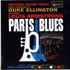 DUKE ELLINGTON Paris Blues album cover