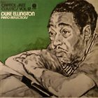 DUKE ELLINGTON Piano Reflections album cover