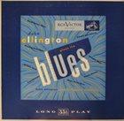 DUKE ELLINGTON Plays the Blues album cover