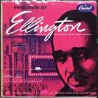 DUKE ELLINGTON Premiered by Ellington album cover