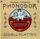 DUKE ELLINGTON Recordings from 1928-1945 album cover