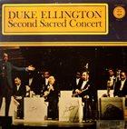 DUKE ELLINGTON Second Sacred Concert album cover