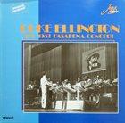DUKE ELLINGTON The 1953 Pasadena Concert album cover