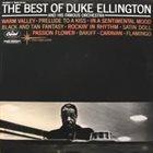 DUKE ELLINGTON The Best Of Duke Ellington And His Famous Orchestra album cover