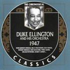 DUKE ELLINGTON The Chronogical Duke Ellington And His Orchestra 1947 album cover