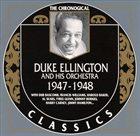 DUKE ELLINGTON The Chronogical Duke Ellington And His Orchestra 1947-1948 album cover