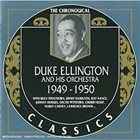 DUKE ELLINGTON The Chronogical Duke Ellington And His Orchestra 1949-1950 album cover