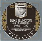DUKE ELLINGTON The Chronological Classics, 1924-1927 album cover