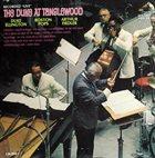 DUKE ELLINGTON The Duke At Tanglewood album cover