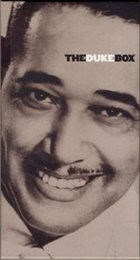 DUKE ELLINGTON The Duke Box 1940-1949 album cover