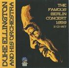 DUKE ELLINGTON The Famous Berlin Concert 1959 album cover