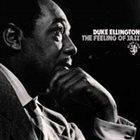 DUKE ELLINGTON The Feeling of Jazz album cover