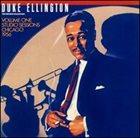DUKE ELLINGTON The Private Collection, Vol. 1: Studio Sessions: Chicago 1956 album cover