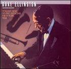 DUKE ELLINGTON The Private Collection, Vol. 9: Studio Sessions, New York, 1968 album cover