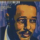 DUKE ELLINGTON The Private Collection, Volume 4: Studio Sessions, New York, 1963 album cover