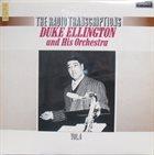 DUKE ELLINGTON The Radio Transcriptions Vol. 4 album cover