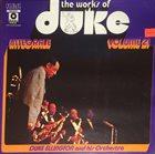 DUKE ELLINGTON The Works Of Duke, Integrale Volume 21 album cover