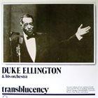 DUKE ELLINGTON Transblucency album cover