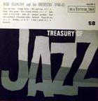 DUKE ELLINGTON Treasury Of Jazz No. 58 ( 1940 - 42 ) album cover