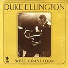 DUKE ELLINGTON West Coast Tour album cover