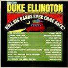 DUKE ELLINGTON Will Big Bands Ever Come Back? album cover