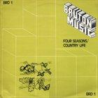 DUNCAN LAMONT Duncan Lamont / John Hawkins : Four Seasons / Country Life (aka Quattro Stagioni / Vita di Campagna) album cover
