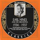 EARL HINES 1934 - 1937 album cover