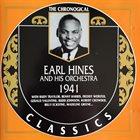 EARL HINES 1941 album cover