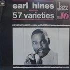 EARL HINES 57 Varieties album cover