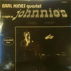 EARL HINES A Night At Johnnie's album cover