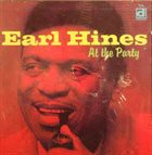 EARL HINES At The Party album cover