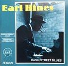 EARL HINES Basin Street Blues - Piano Solo album cover