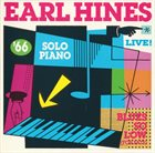 EARL HINES Blues So Low album cover